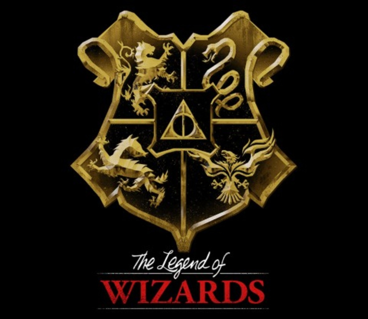 TeeFury: The Legend of Wizards
