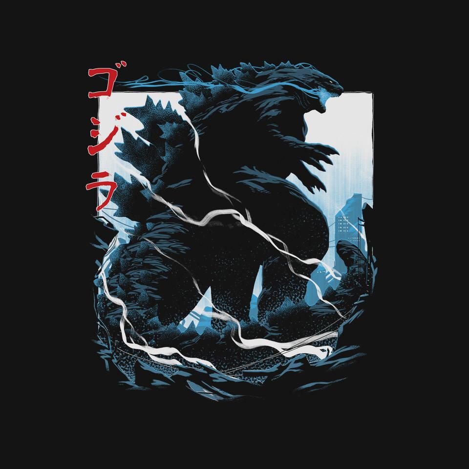 TeeFury: Kaiju