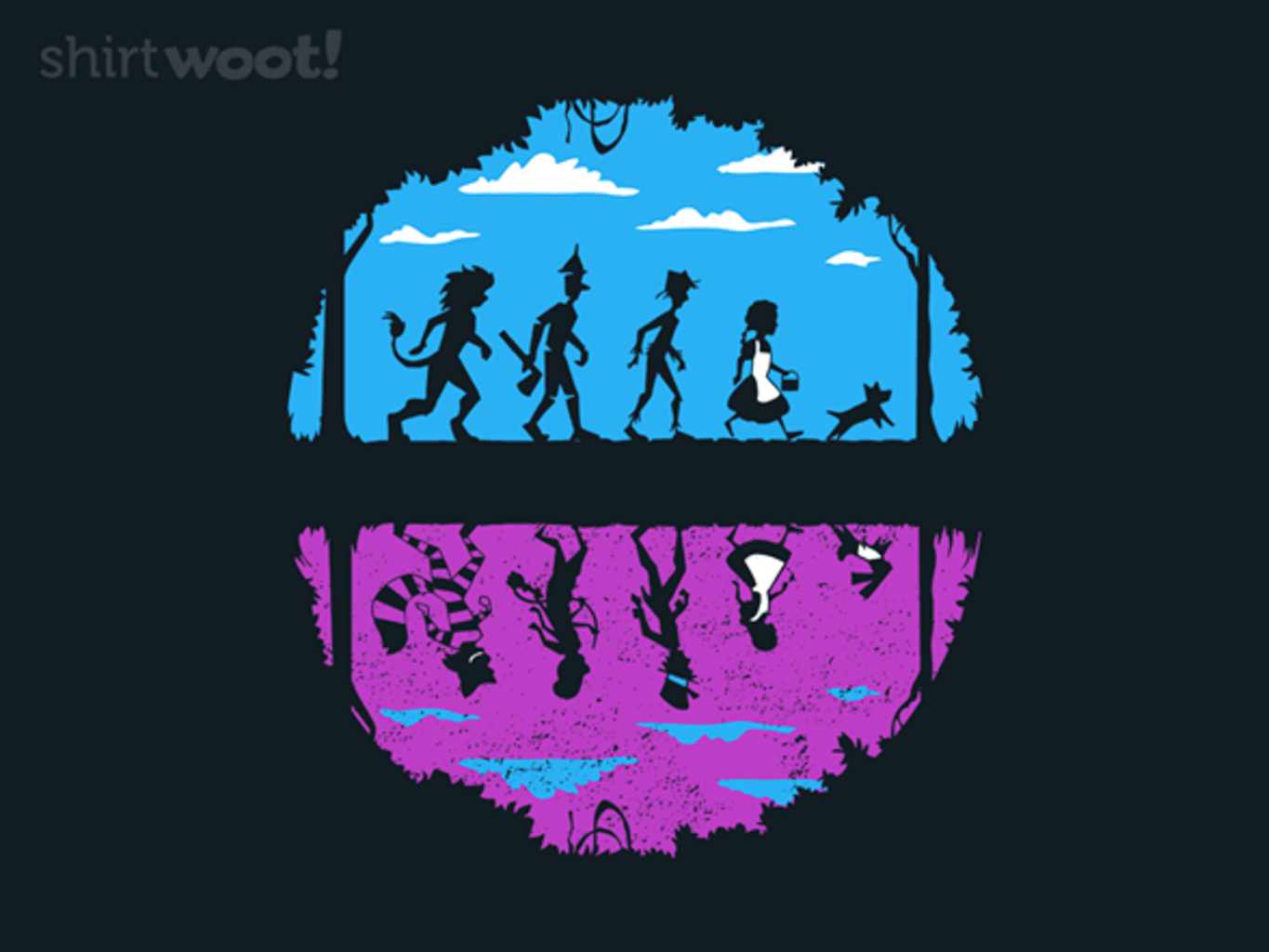 Woot!: There's No Place Like Wonderland - $15.00 + Free shipping