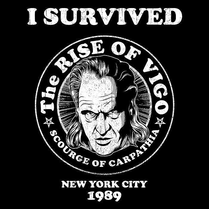 Once Upon a Tee: I Survived Vigo