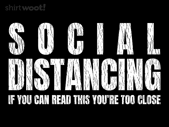 Woot!: Socializing Distantly