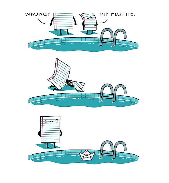 RedBubble: The floatie