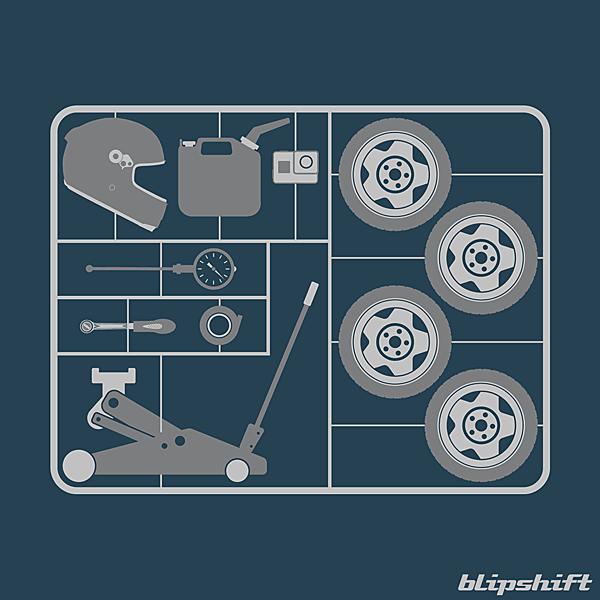 blipshift: Starter Kit