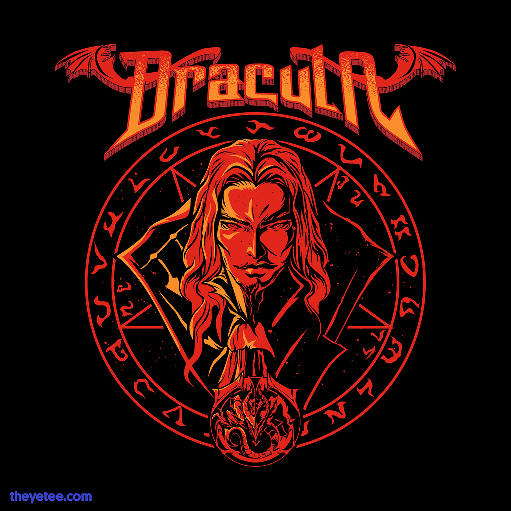 The Yetee: Dracula Force