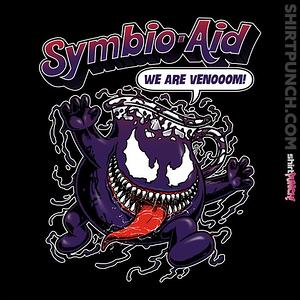 ShirtPunch: Symbio-aid