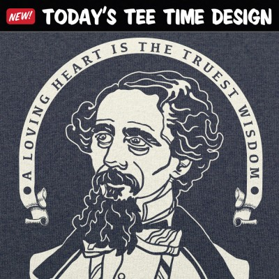 6 Dollar Shirts: Dickens Quote