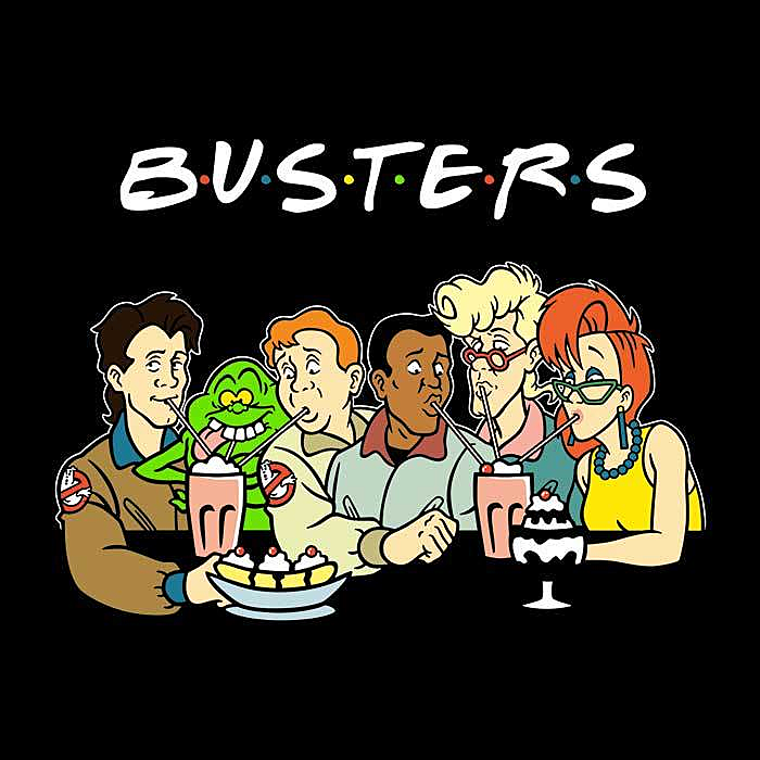 Once Upon a Tee: The One with the Busters
