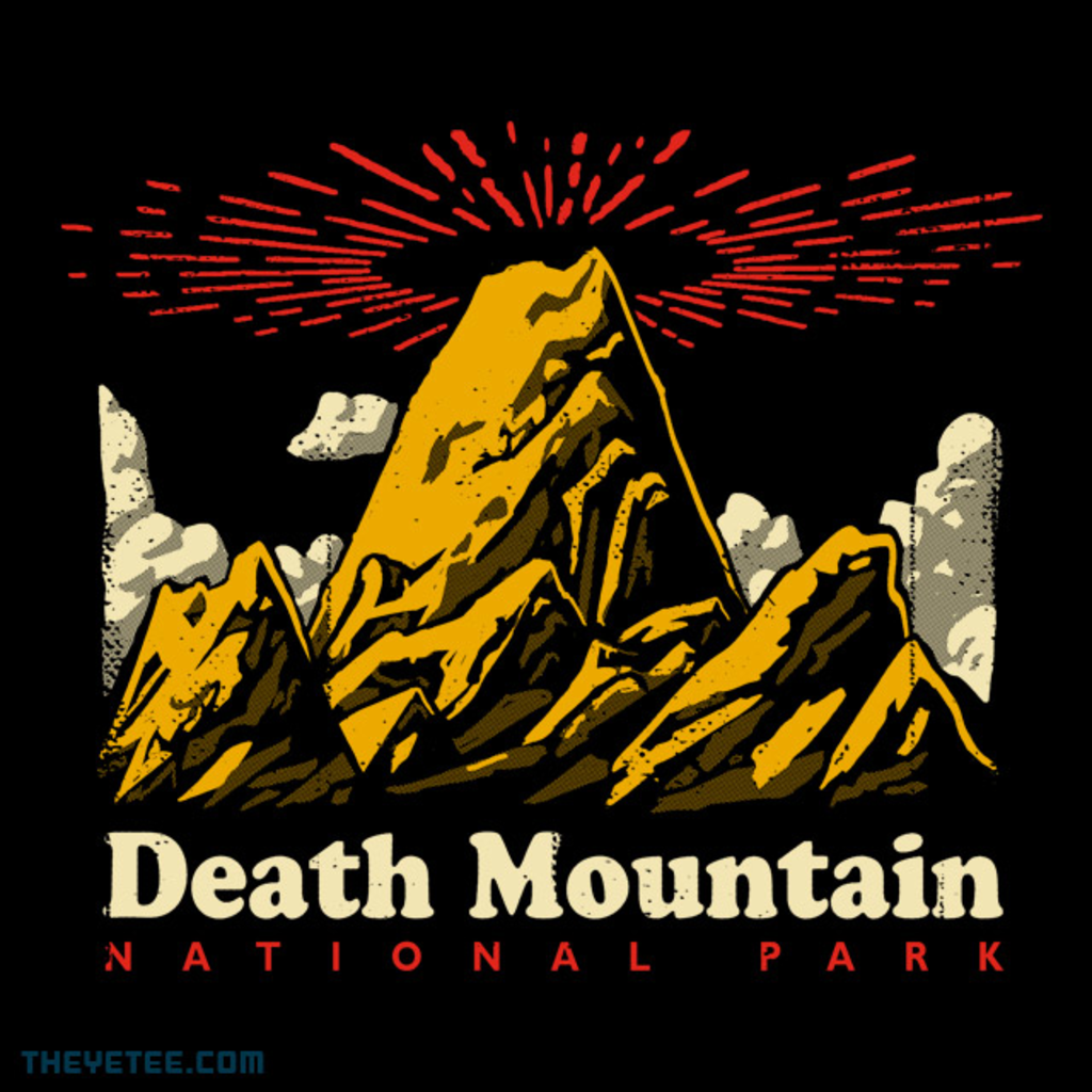 The Yetee: Death Mtn. National Park
