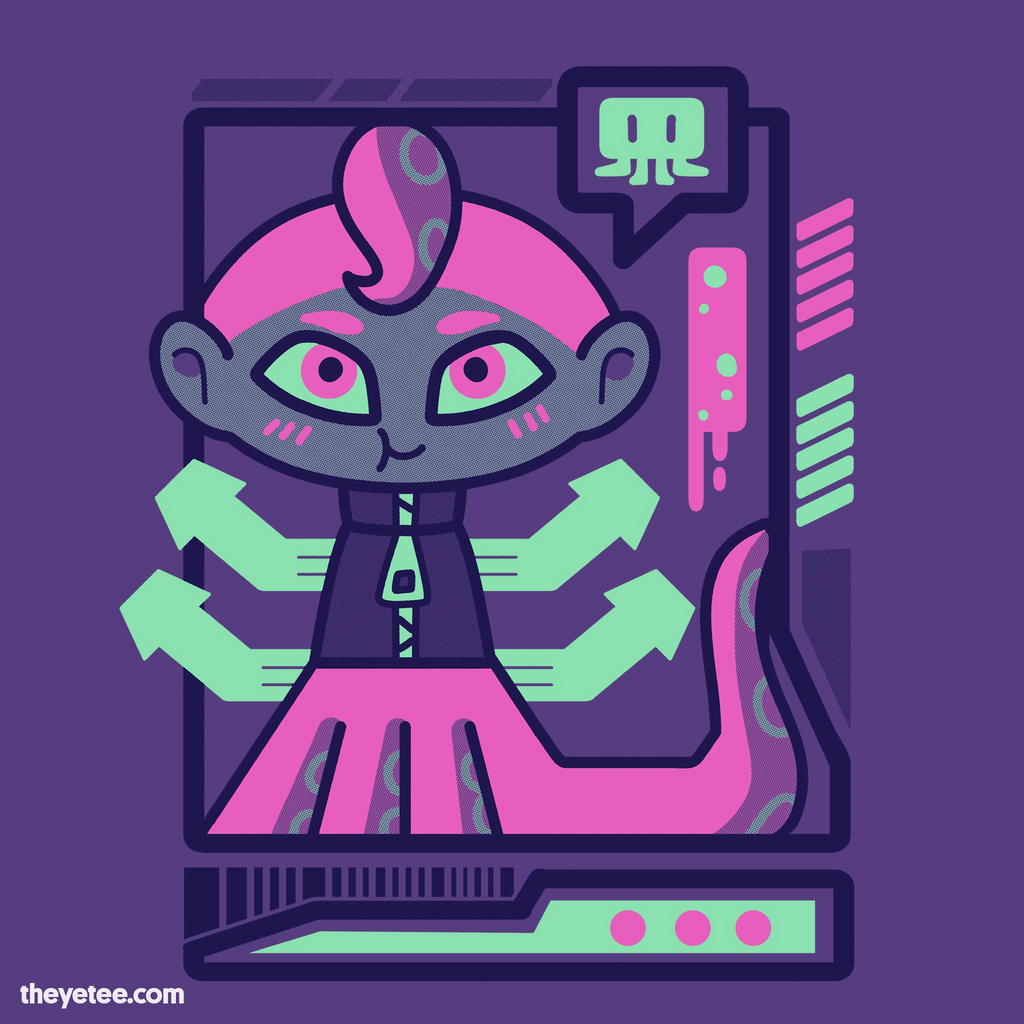 The Yetee: 8 Cool