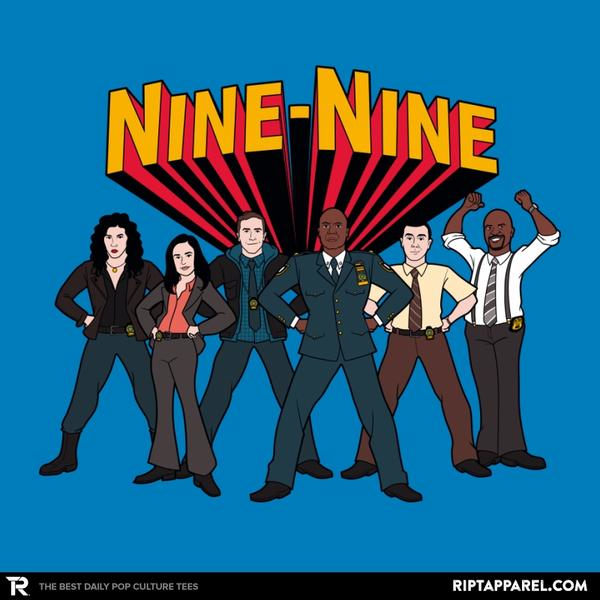 Ript: Super Nine-Nine!