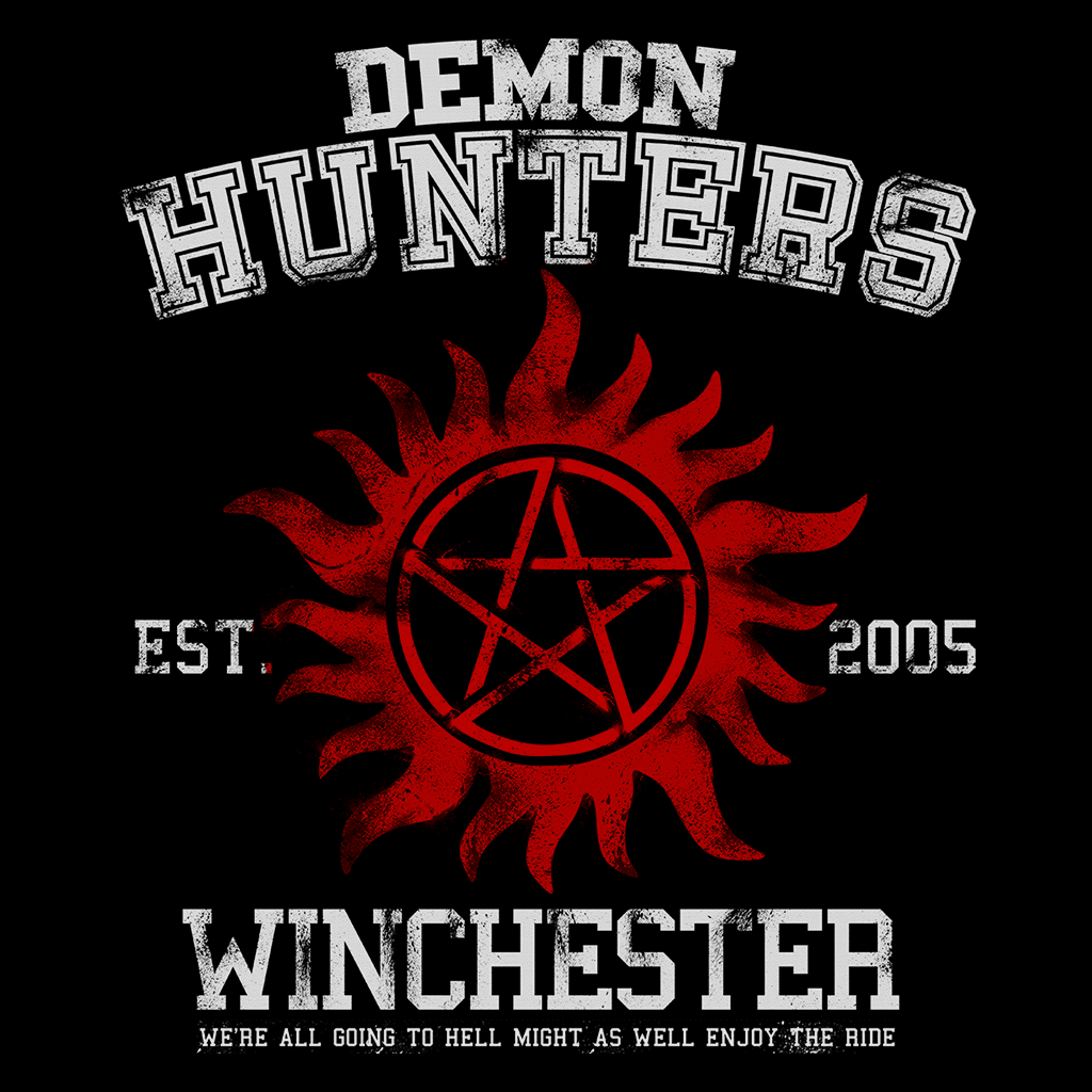 Pop-Up Tee: Demon Hunters