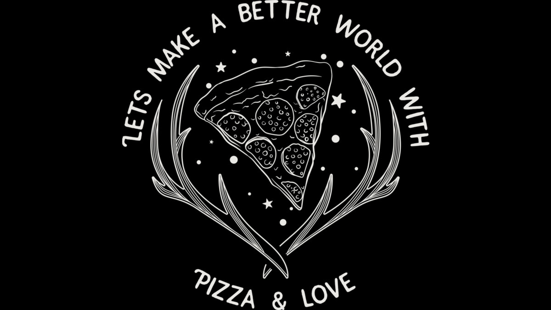 Design by Humans: Pizza & Love