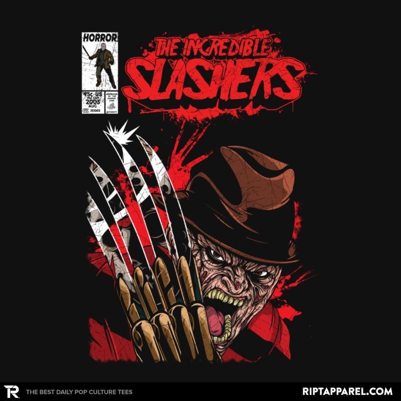 Ript: The Incredible Slashers