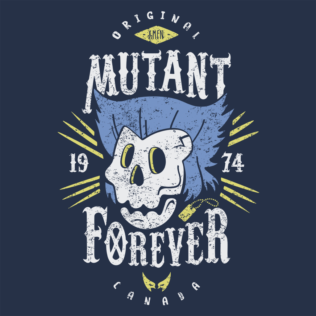 Pop-Up Tee: Mutant Forever