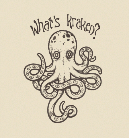 BustedTees: What's Kraken