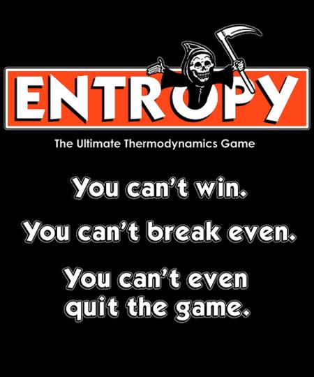 Qwertee: Entropy