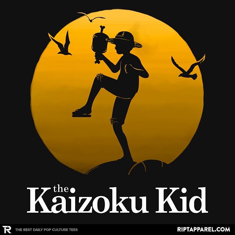 Ript: The Kaizoku Kid