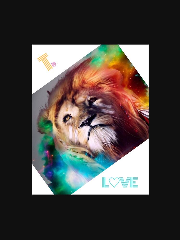 RedBubble: Love  Lion
