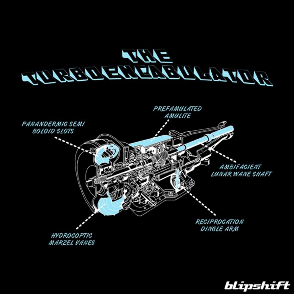 blipshift: The Turboencabulator