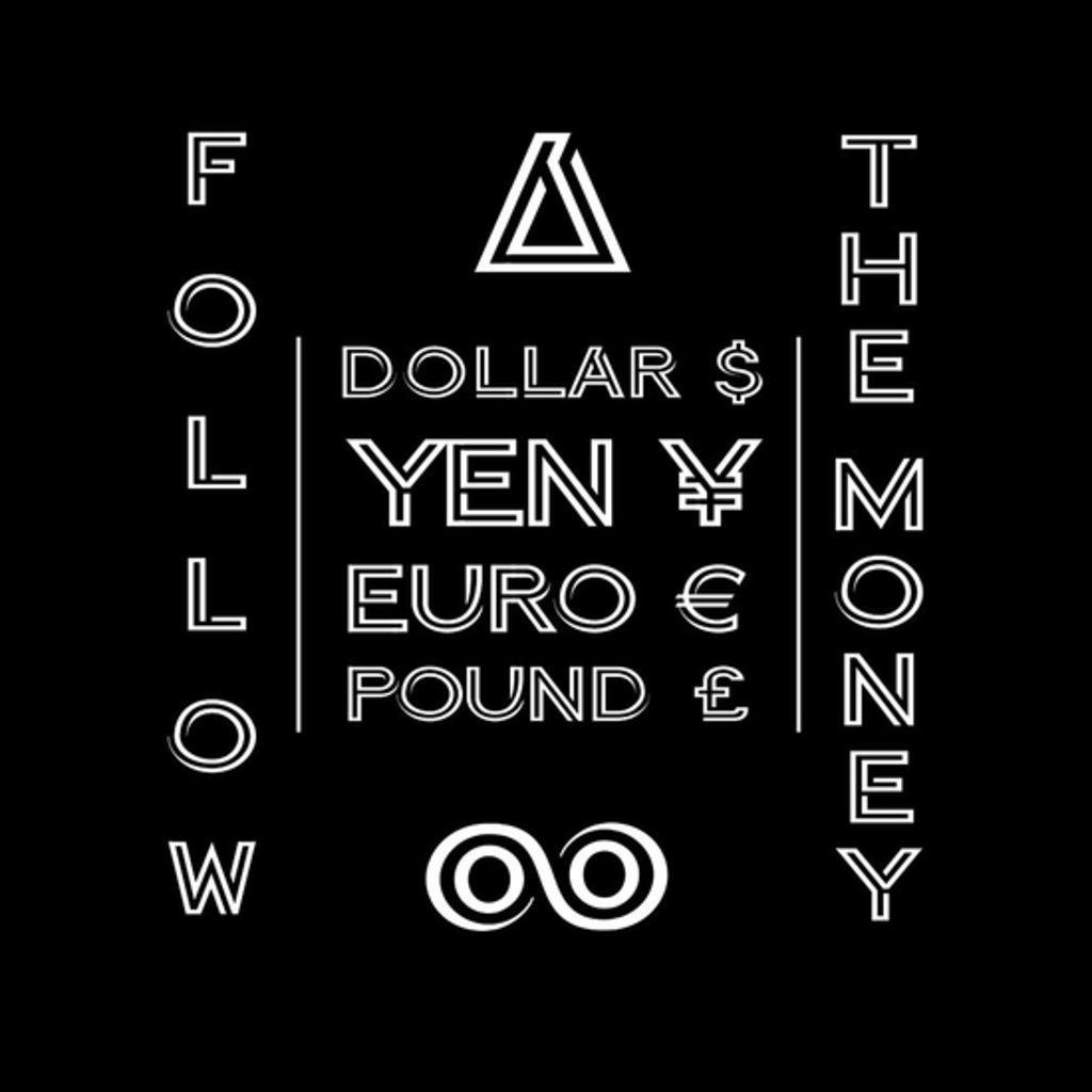 BustedTees: Follow the Money