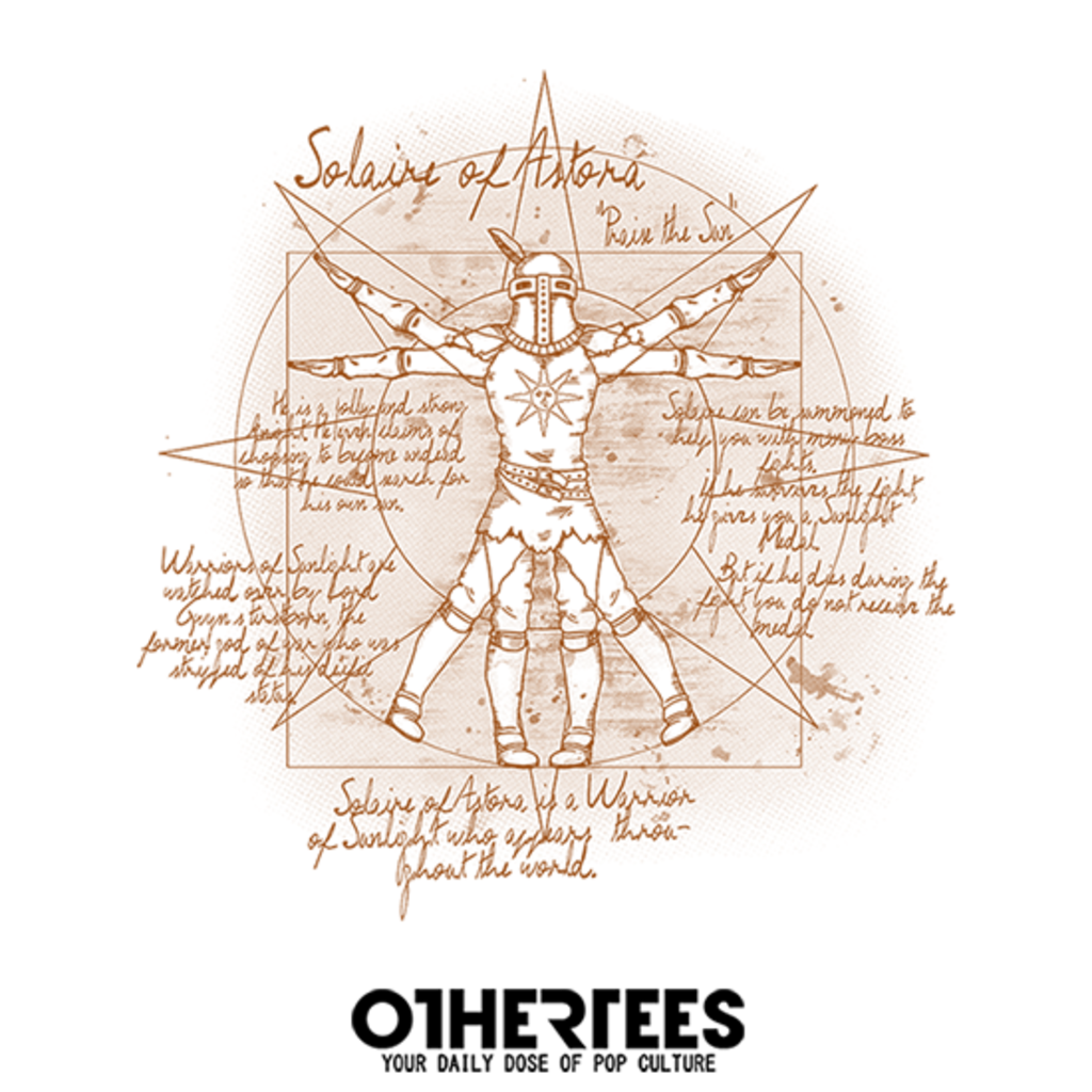 OtherTees: Solaire of Astora