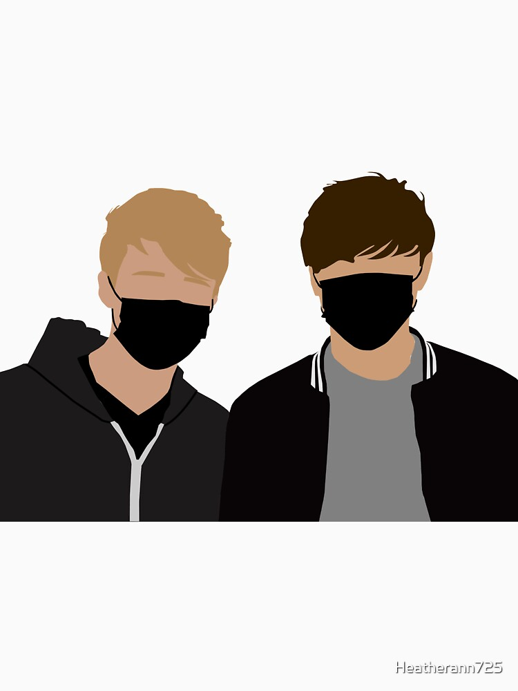 RedBubble: Sam and Colby
