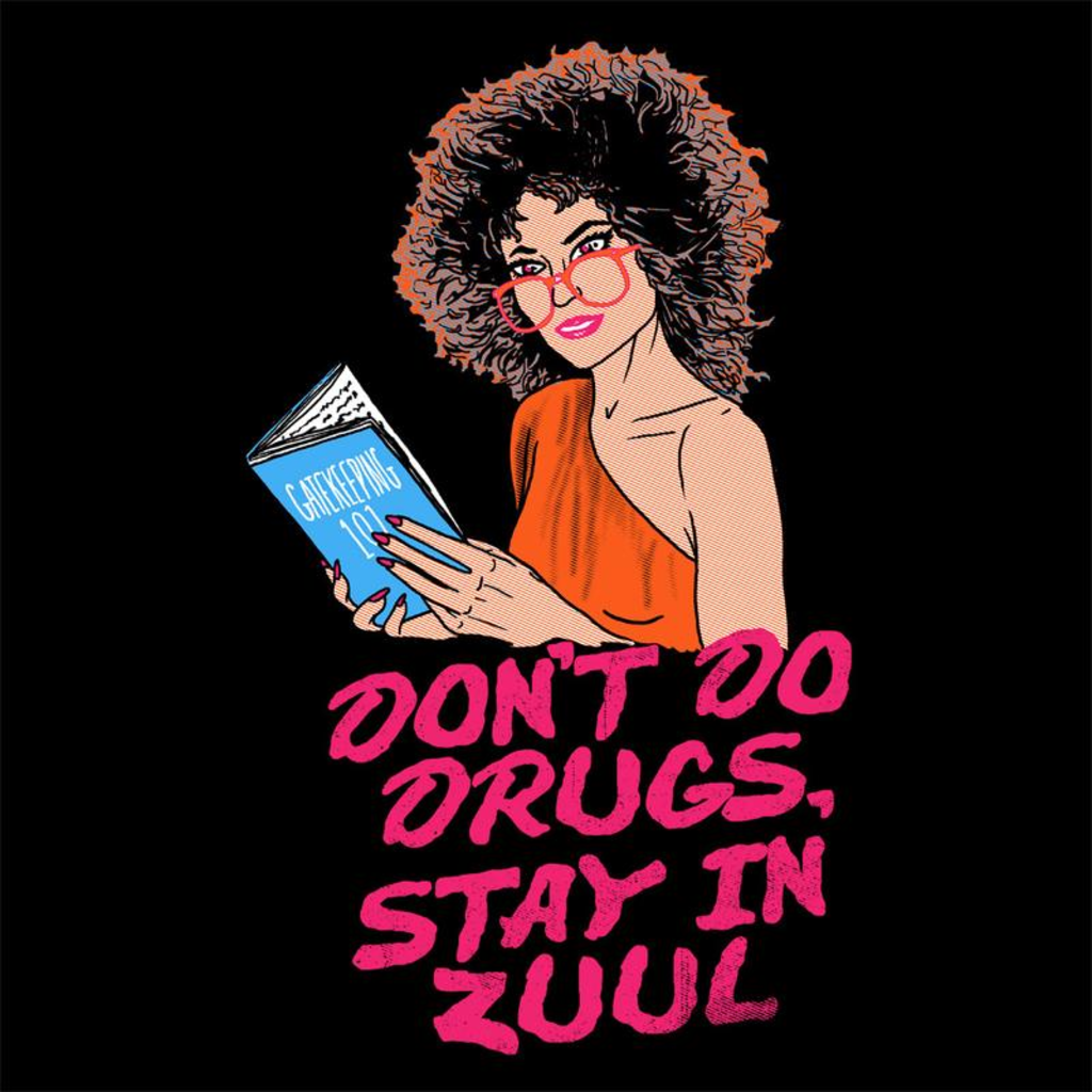 Curious Rebel: Stay In Zuul