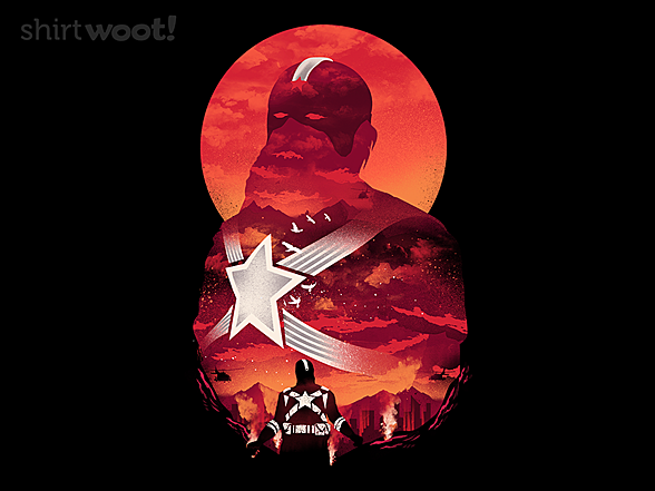 Woot!: Red Guardian Sunset