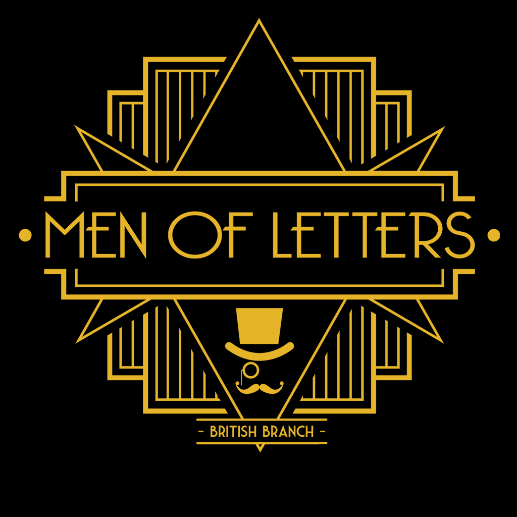 Pop-Up Tee: Men of Letters British
