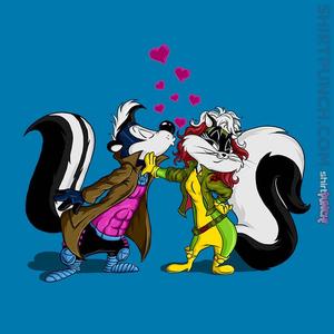 ShirtPunch: No Kissing