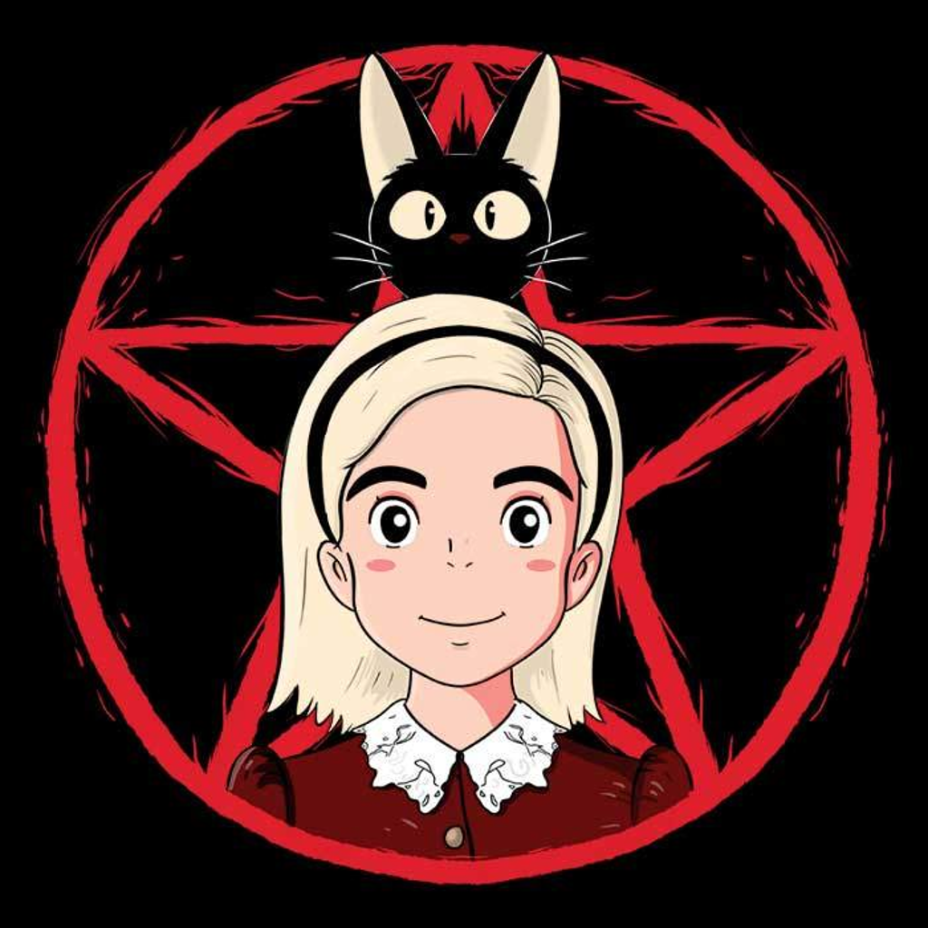 Once Upon a Tee: Sabrina Delivery Service