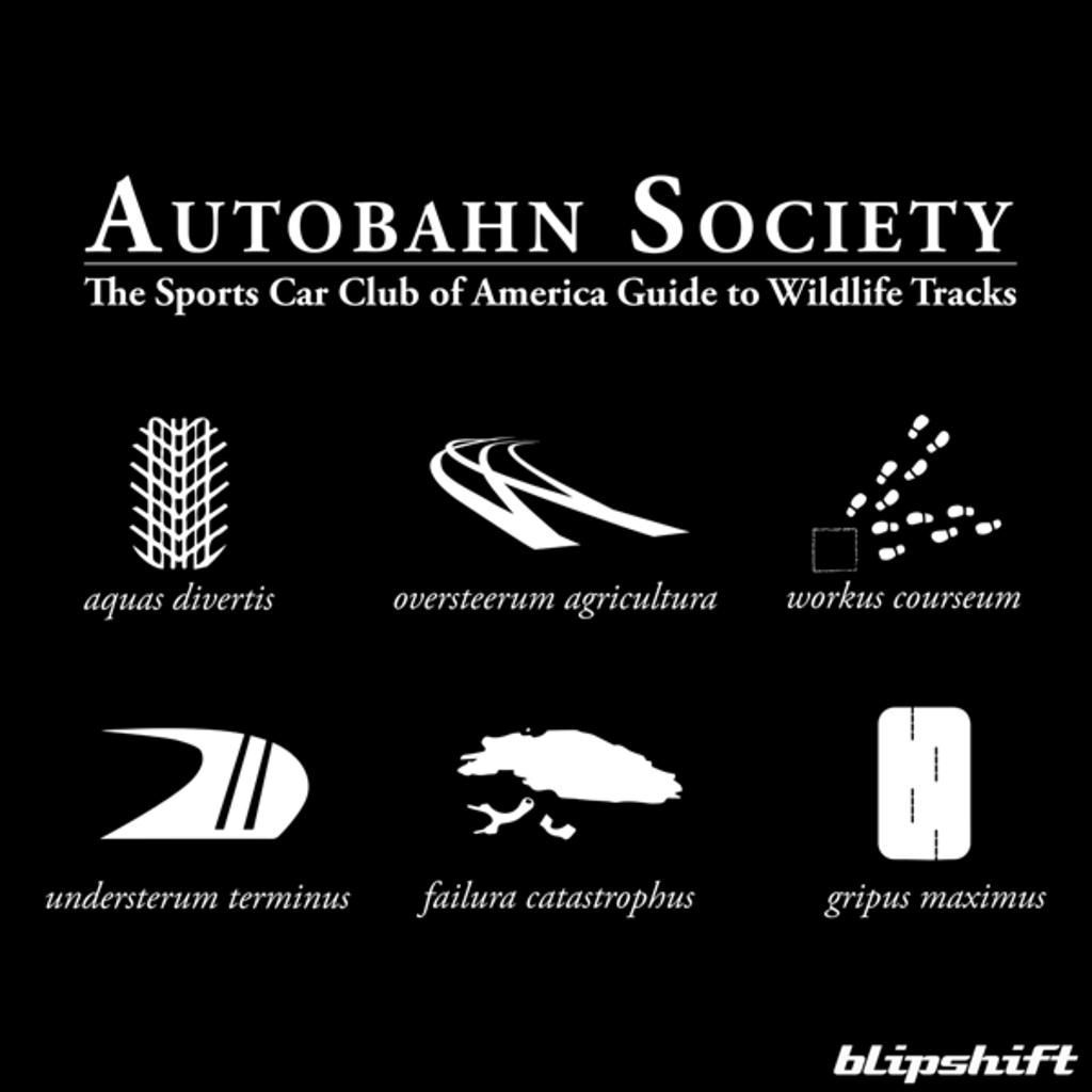 blipshift: Autobahn Society