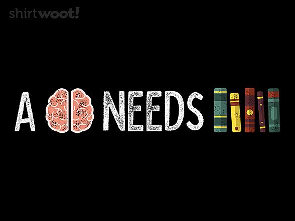 Woot!: A Mind Needs Books