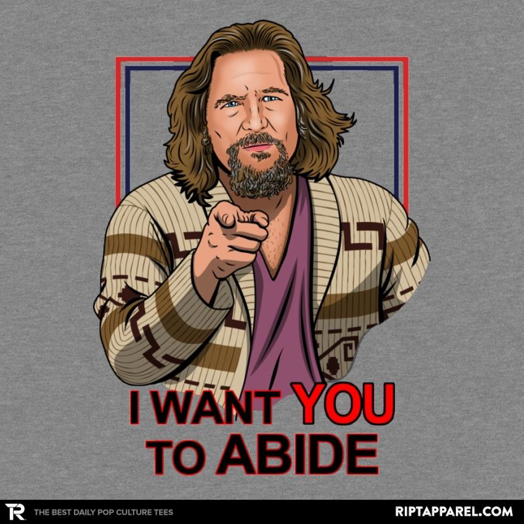 Ript: I Want You To Abide