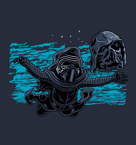 BustedTees: Nevermind the Light Side