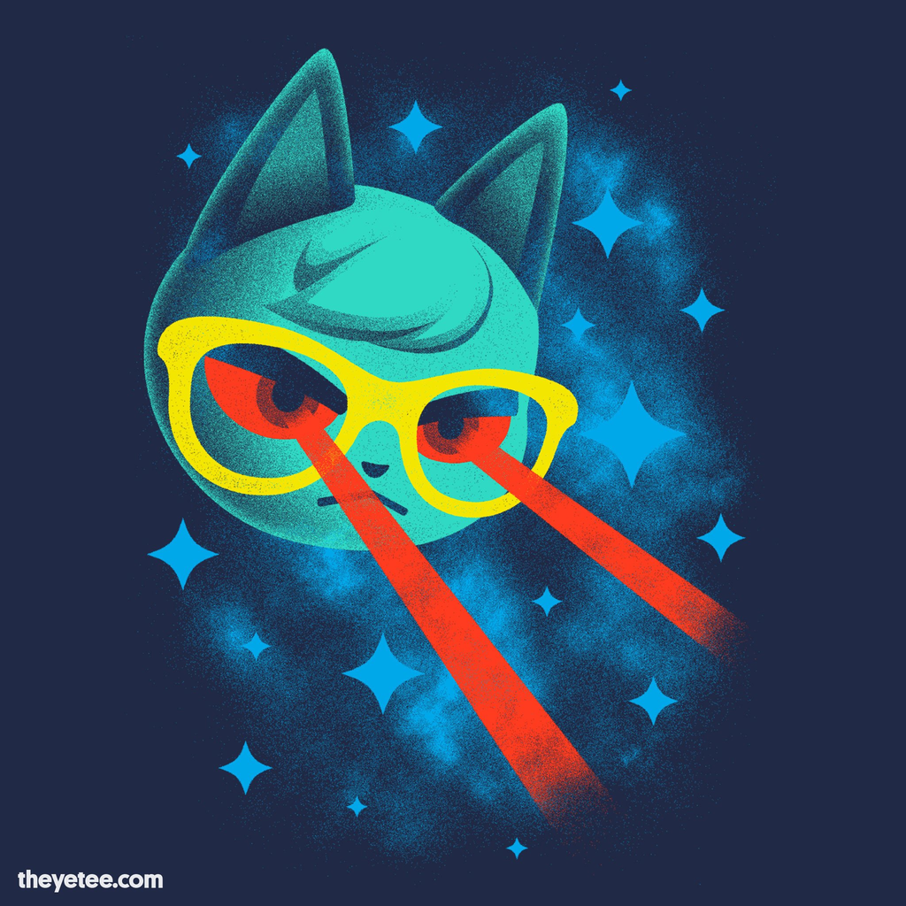 The Yetee: Business Eyes