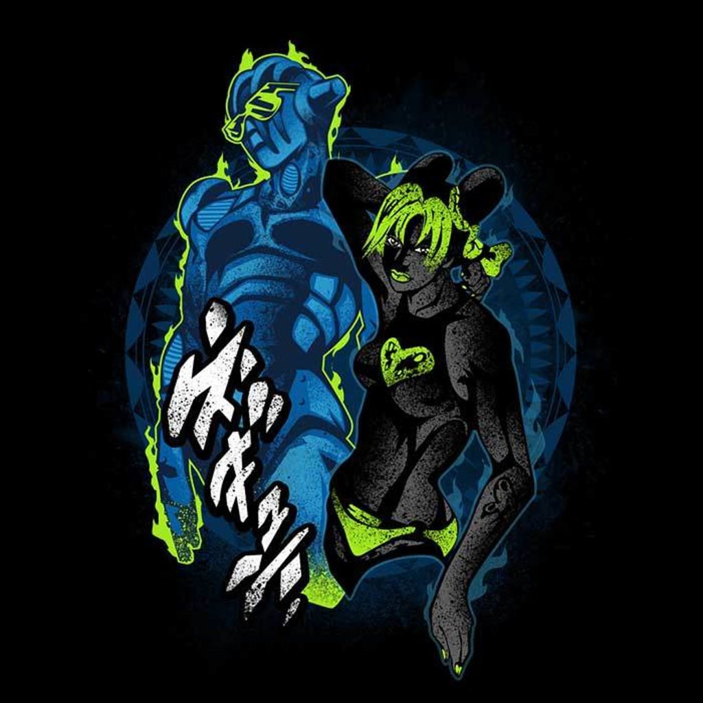 Once Upon a Tee: Attack of Jolyne