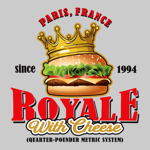 NeatoShop: Royale With Cheese