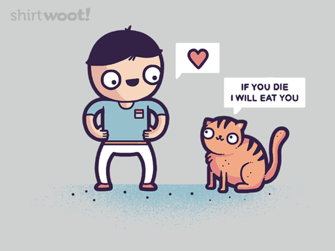 Woot!: If You Die