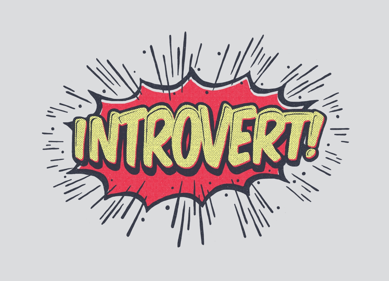 Threadless: Introvert!