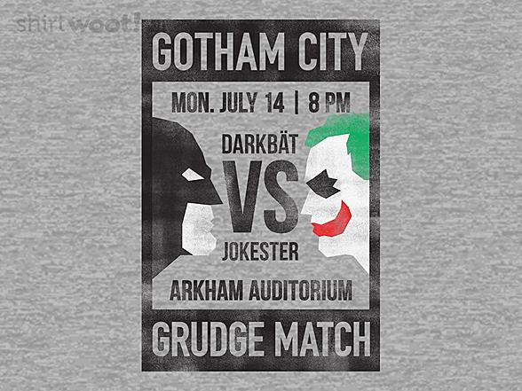 Woot!: Gotham City Grudge Match