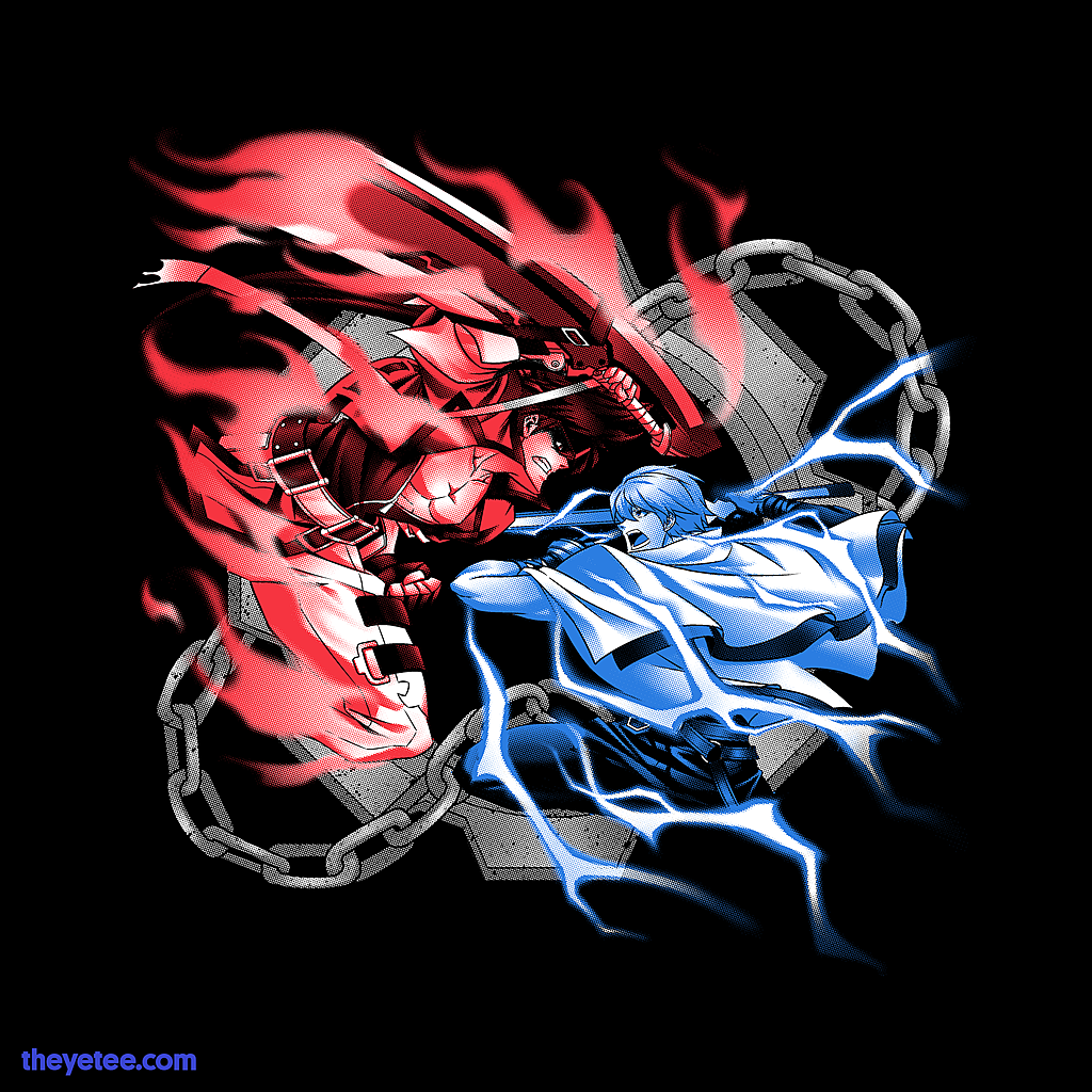 The Yetee: lets rock