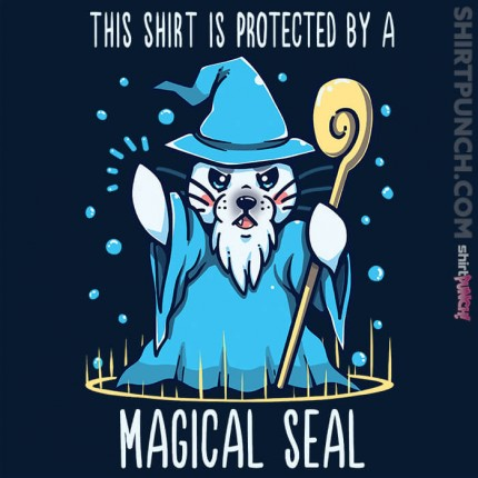 ShirtPunch: Magical Seal