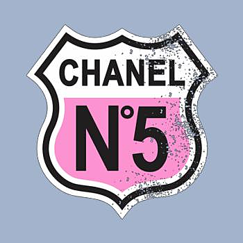 BustedTees: Chanel 05