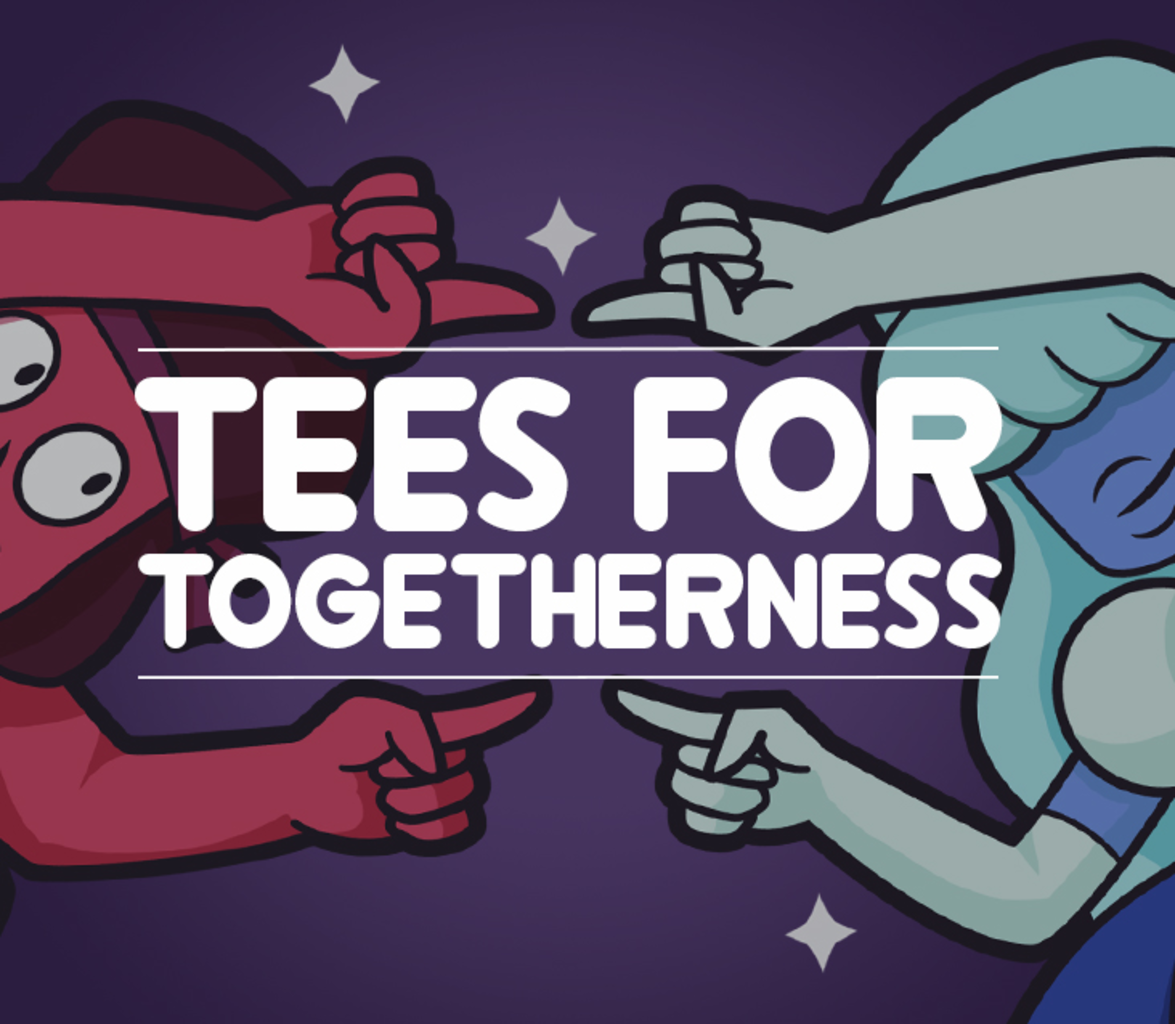 TeeFury: Tees for Togetherness Collection