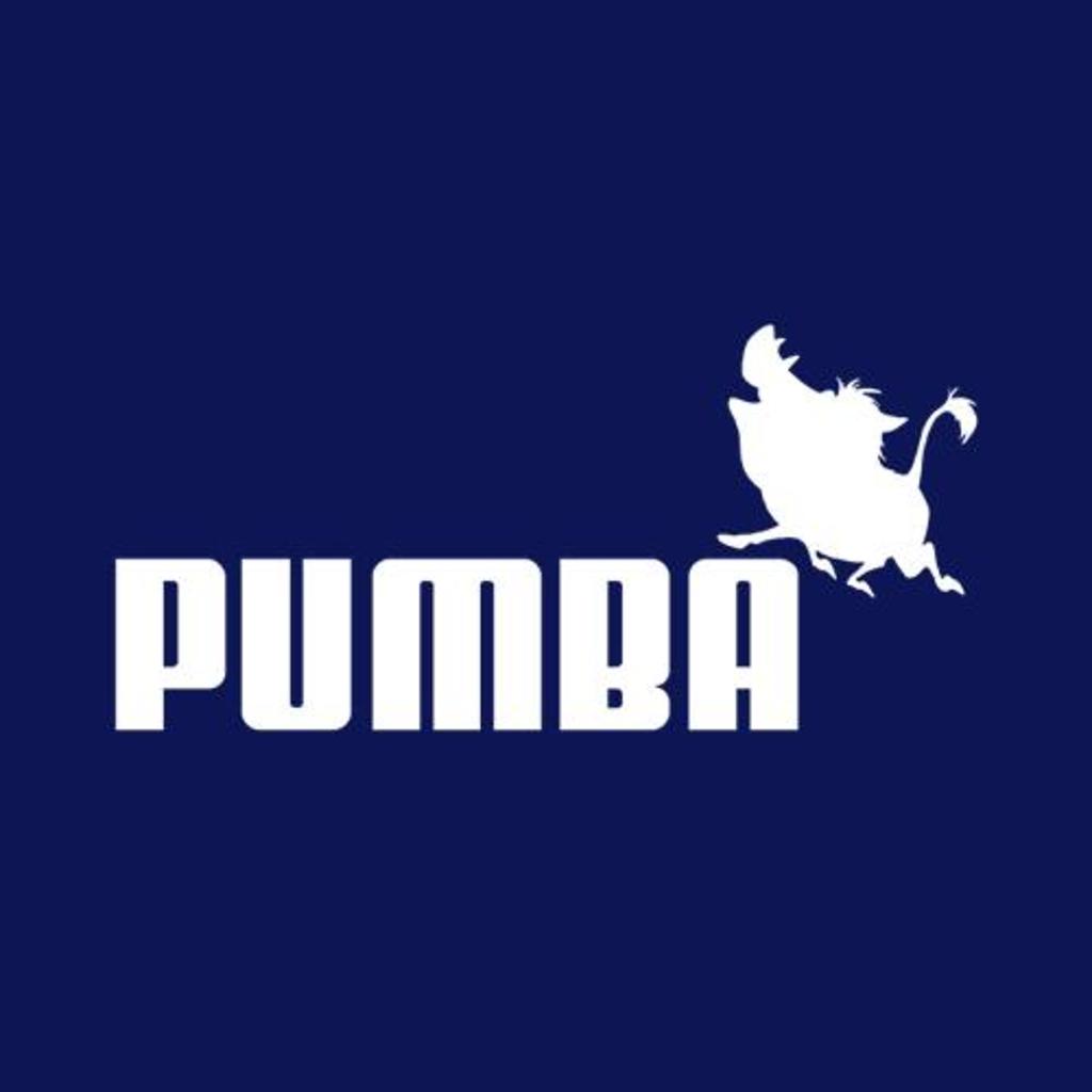 Five Finger Tees: Pumba Puma T-Shirt