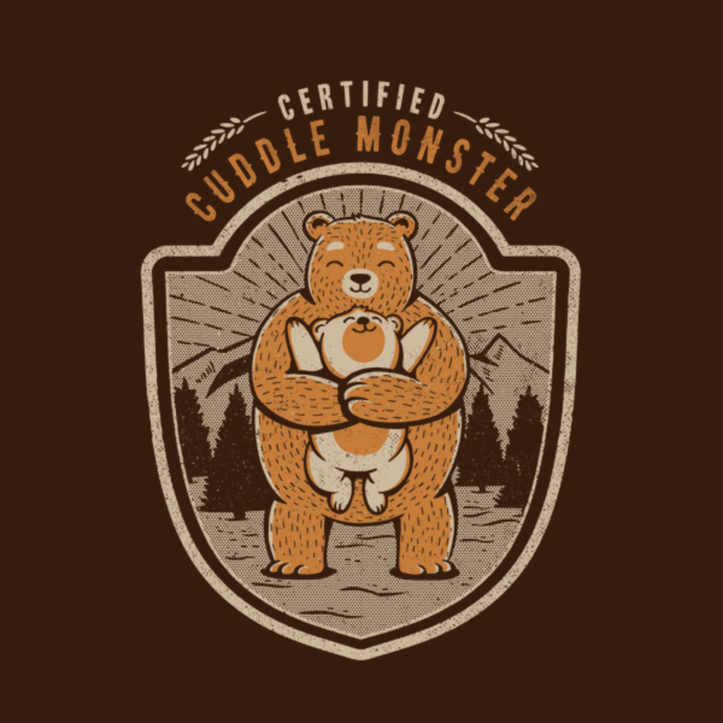 NeatoShop: Certified Cuddle Monster