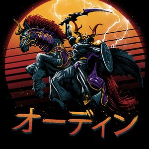 Qwertee: Rad Odin