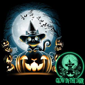 TeeTee: Witch-Cat-Night