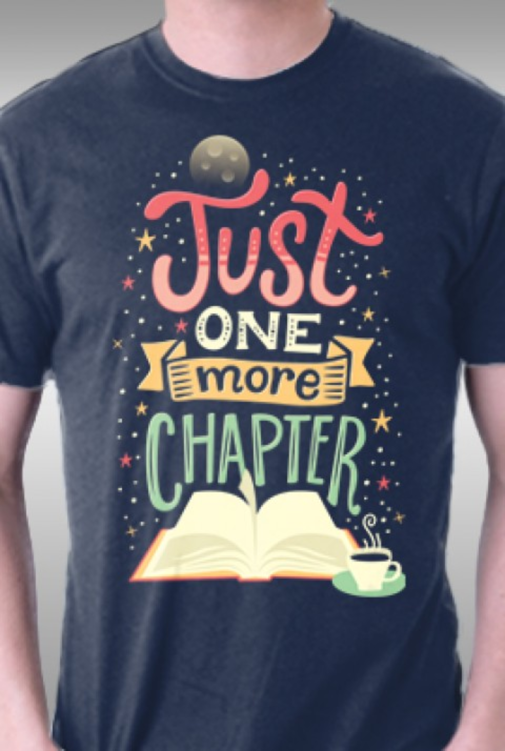 TeeFury: Just One More Chapter